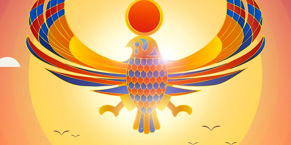 Magia Egipteana a lui Horus - Meditatie / Initiere