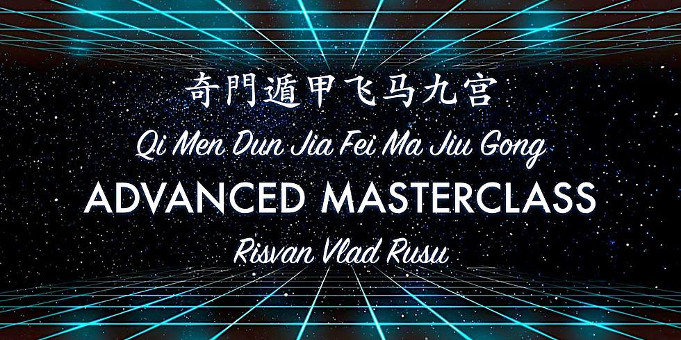 QI MEN DUN JIA FEI MA JIU GONG - Advanced Masterclass