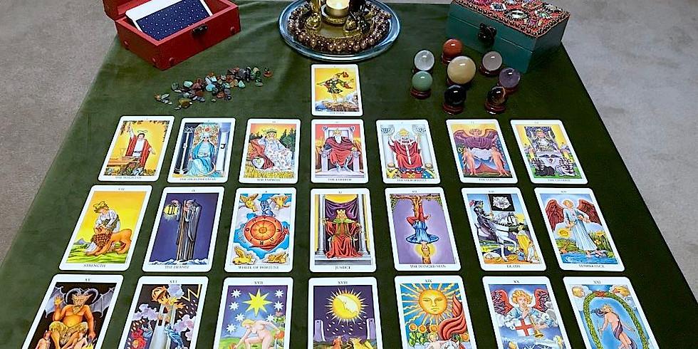 Ritualurile Tarotului Magic