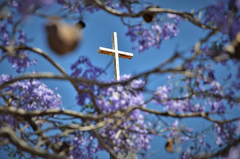 Cross at Boggabri Anglican Church