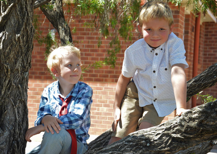 Boggabri Anglican Church Kids