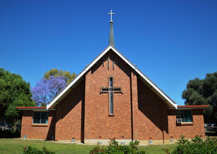 Boggabri Anglican Church building