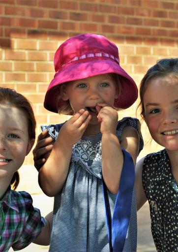 Boggabri Anglican Church kids 2