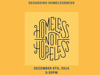 Homeless, not Hopeless: Article in High Plains Reader