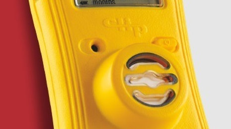 Personenschutzgerät Eingasdetektor CO