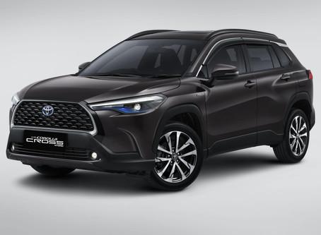 Spesifikasi Lengkap Toyota Corolla Cross 2020 Indonesia