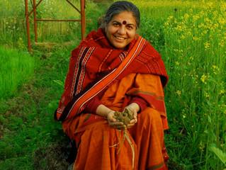 Cidadãs do Mundo: Vandana Shiva