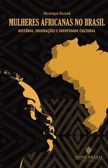 mulheres africanas no brasil - couvertur