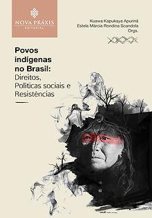 Povos indígenas no Brasil - couverture.