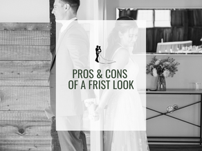 Pros & Cons of a First Look
