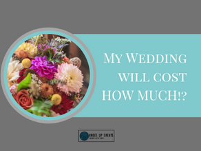 My Wedding will Cost HOW MUCH!?