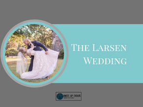 The Larsen Wedding