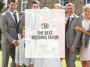 The BEST Favor You Can Give Your Wedding Guests