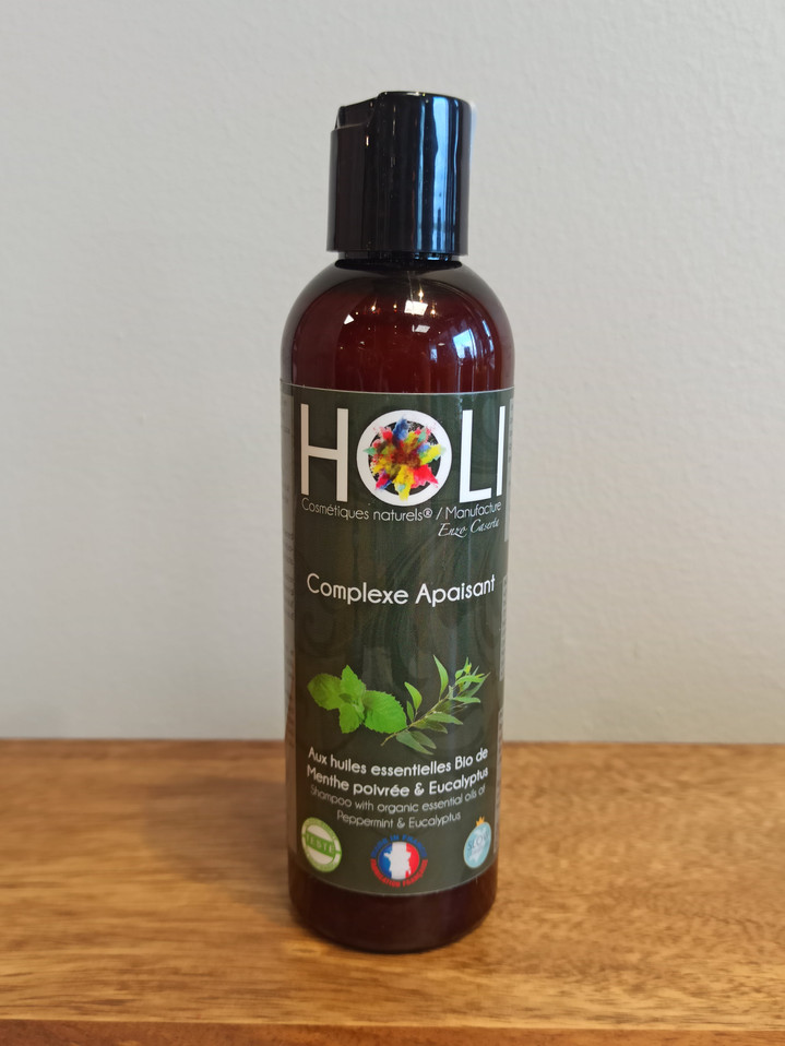 Shampoing HOLI - Complexe Apaisant