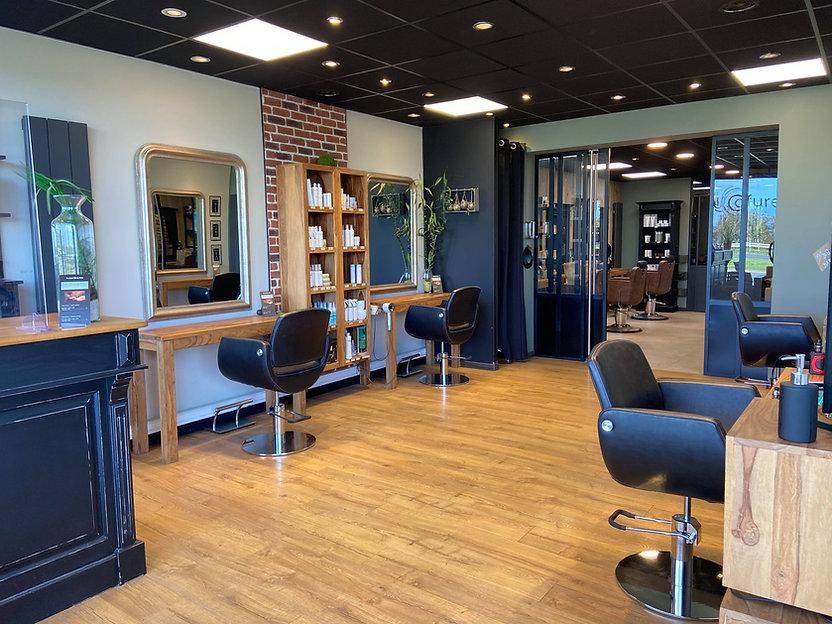 Espace coiffure - salon Naturel Coiffure