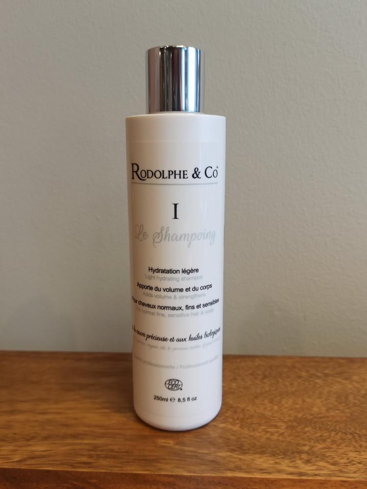 Shampoing Rodolphe & Co I