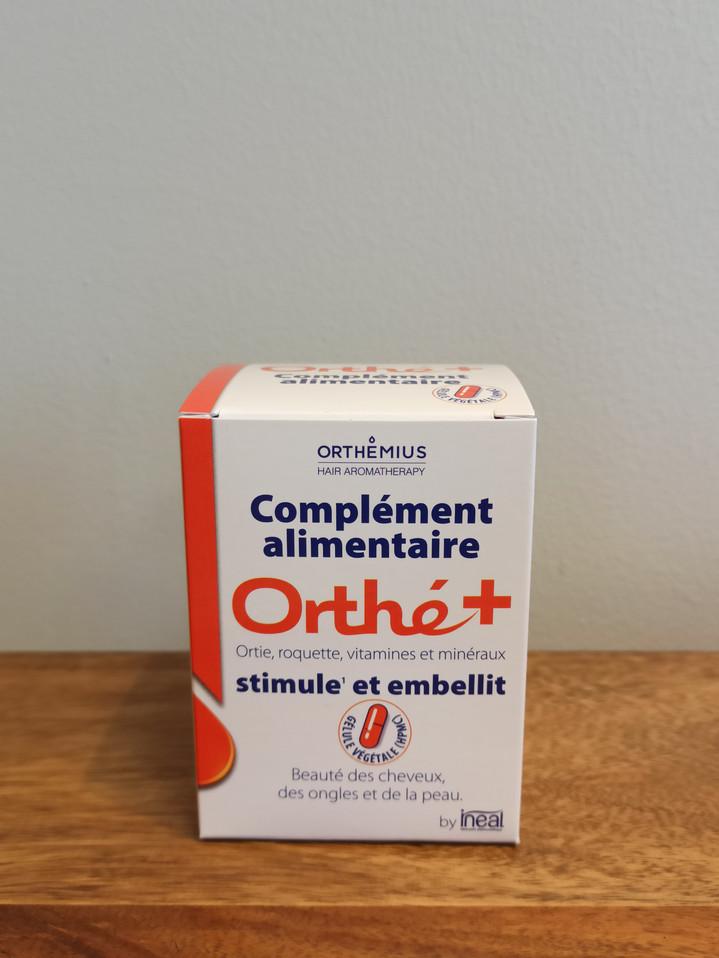 Orthé + / Complément alimentaire anti-chute