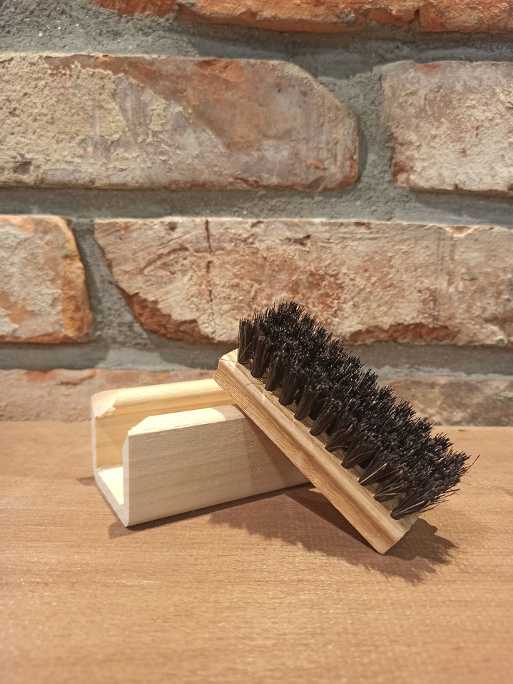 Brosse pour barbe et moustache - Barba Italiana