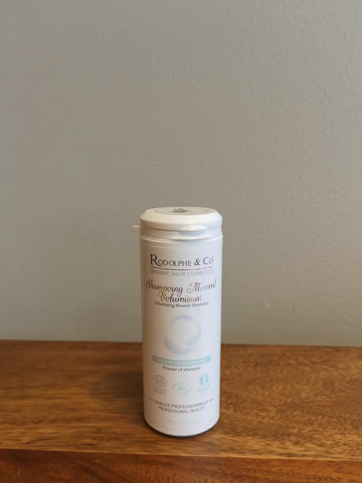 Shampoing Minérale Volumisant - Rodolphe & Co