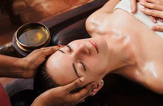 Massage ayurvedique - Offre Shiro'd'sens Zen