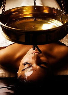 Espace massage ayurvédique - salon Naturel Coiffure