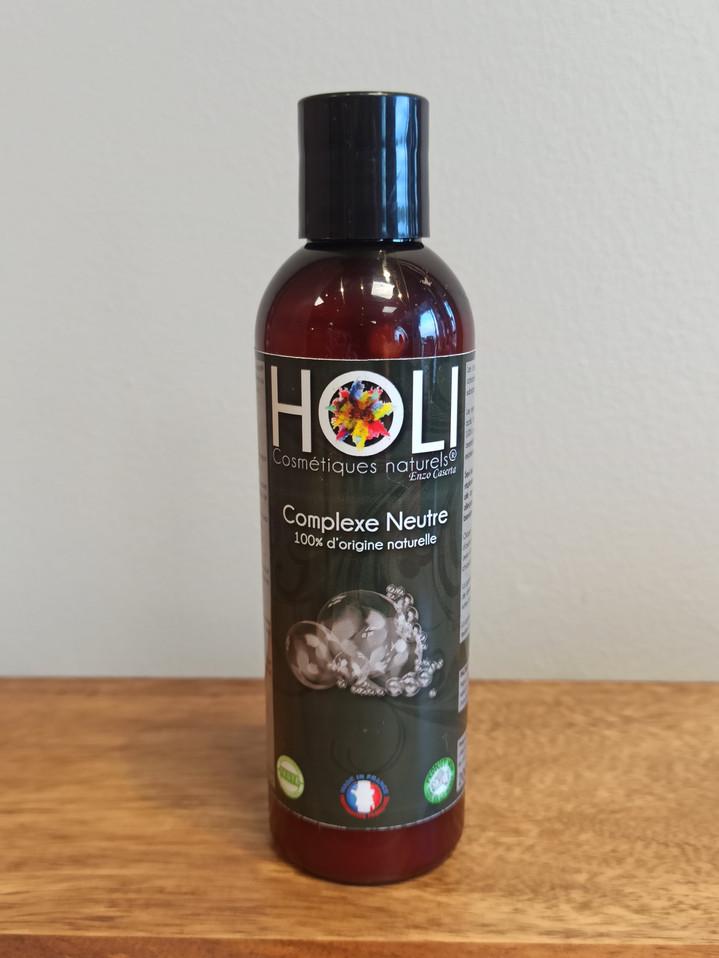 Shampoing HOLI - Complexe Neutre