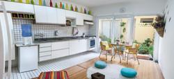Panoramica da cozinha