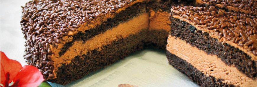 Chocolate Cake (inteiro)