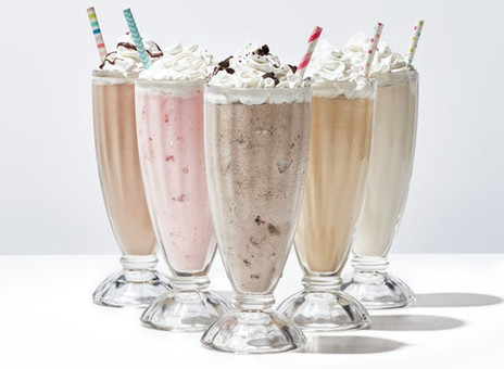 Milkshake de Nhá Benta