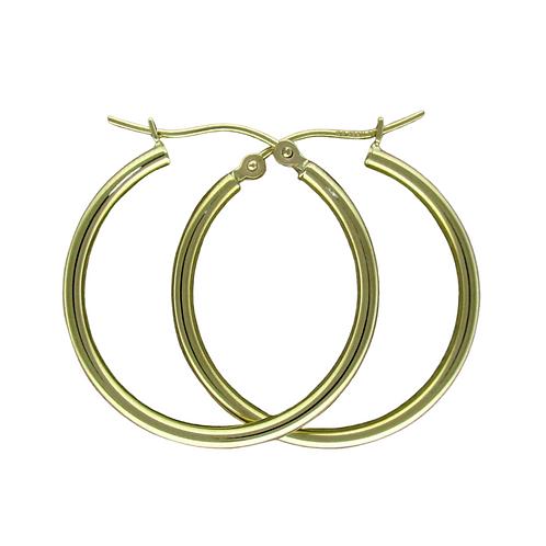 Hoop Earrings (10K)