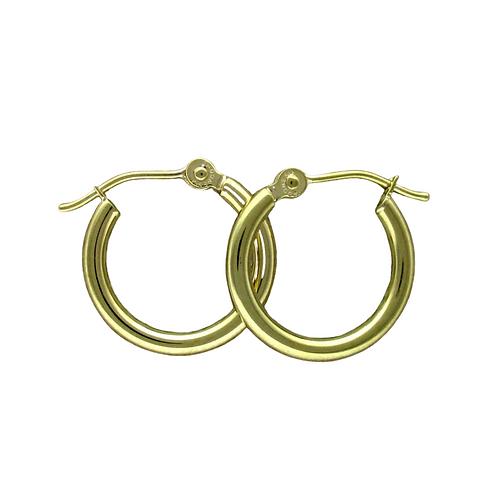 Hoop Earrings (14K)