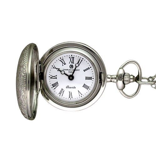 Charles Hubert Ladies Pocket Watch/Pendant