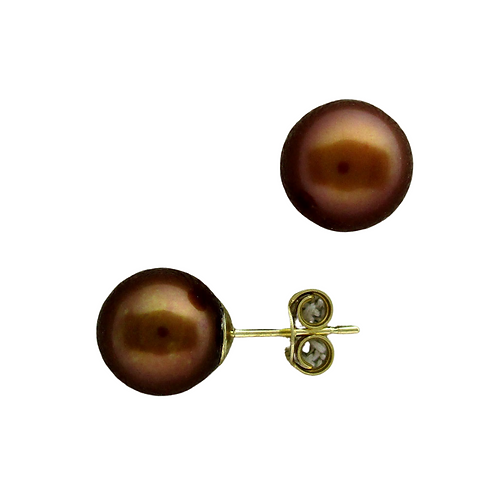 Pearl Earrings (14K)
