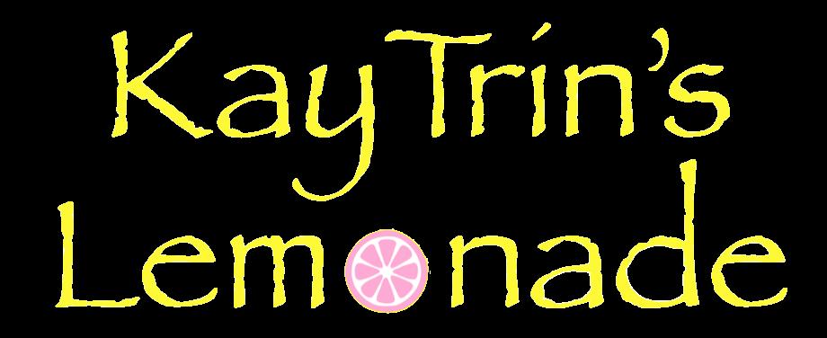 Kaytrin's Lemonade Logo