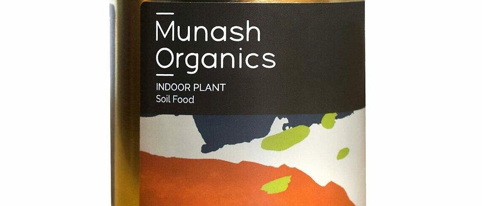 Munash Organics - Indoor Plant Soil Food