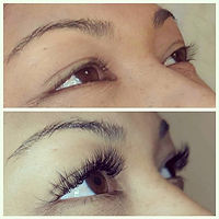 Gorgeous lashes!