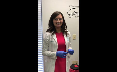 Watch Dr. Hurt perform an entire Botox procedure