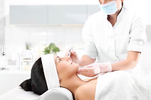 Roller microneedle mesotherapy in the we