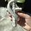 Thumbnail: Howlite Snake Dagger #2