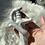 Thumbnail: Howlite Snake Dagger #1