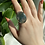 Thumbnail: Moss Agate Ring