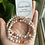 Thumbnail: 6mm Gemstone Beaded Bracelets