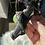 Thumbnail: Silver Sheen Obsidian Snake #1
