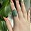 Thumbnail: Green Aventurine Ring