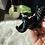Thumbnail: Black Obsidian Snake Dagger #2