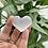 Thumbnail: Selenite Heart