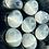 Thumbnail: Etched Infinite Ouroborus Selenite Palm Stone