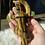 Thumbnail: Tigers Eye Snake Dagger #5