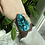 Thumbnail: Azurite Malachite Cuff Bangle