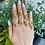 Thumbnail: Gold Snake Ring
